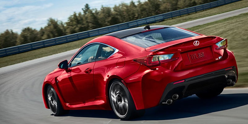 2019 Lexus Rc F Lexus Rc F In Annapolis Md Sheehy Lexus Of