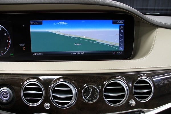2019 Mercedes-Benz S 450 4MATIC® in Annapolis, MD ...