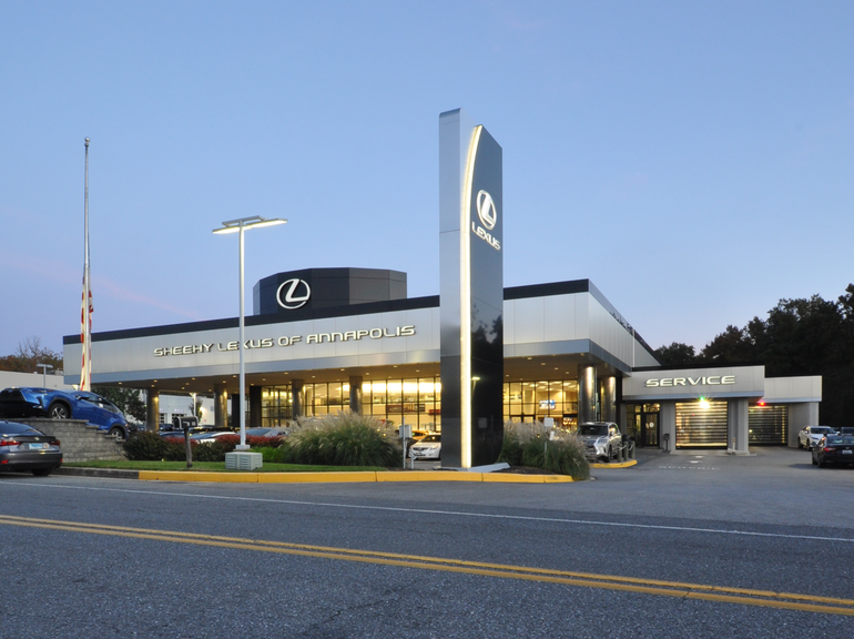 Lexus Dealers In Md >> Learn More About Sheehy Lexus Of Annapolis Lexus Dealer In